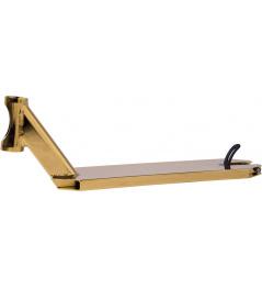 Tabla Striker Lux 500mm Gold Chrome + griptape gratis