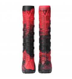 Puños romos V2 Rojo / negro