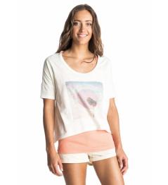 Camiseta de aterrizaje de Roxy Parson 063 wcd0 sand piper 2016 vell de mujer. M