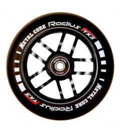 Rueda Metal Core Radius 110mm Wheel Black