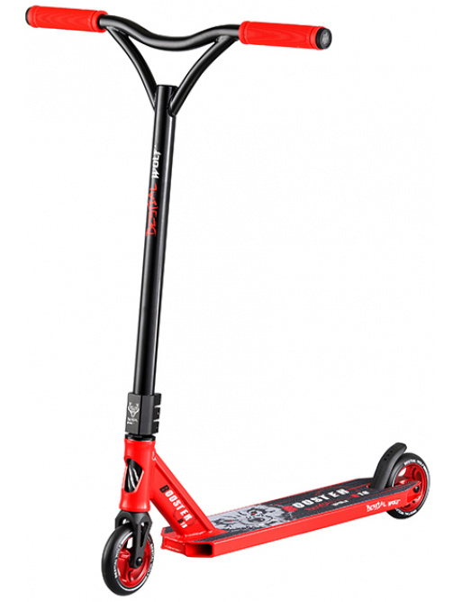 Patinete freestyle Bestial Wolf Booster B18 rojo