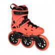 Powerslide Imperial Megacruiser 125 Neon Orange patines de ruedas