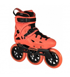 Powerslide Imperial Megacruiser 125 Neon Orange patines de ruedas