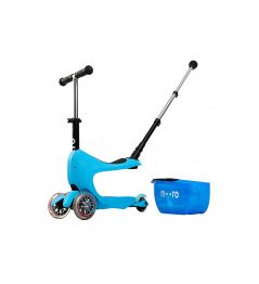 Micro Mini2go Deluxe Plus Azul