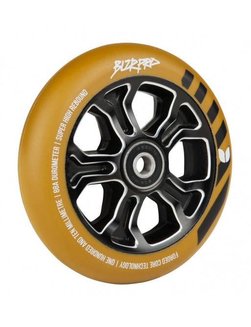 Wheel Blazer Pro Rebellion Forged 110mm Goma / Negro