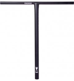 Manillar Longway Kronos Titanium 650mm negro