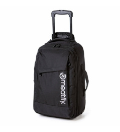 Meatfly Revel Trolley Bag A - Negro