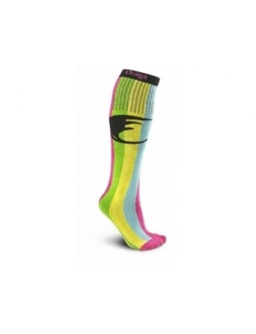 Ponožky Chaya Derby Kinckerbocker Coloured