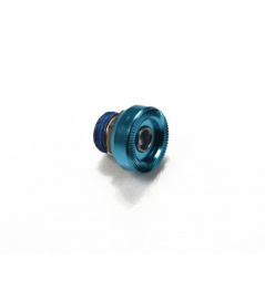 Push Button - blue