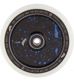 Wheel Striker Lighty Full Core V3 Splash Blanco / Azul