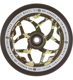 Wheel Striker Essence V3 Negro 110mm Camuflaje