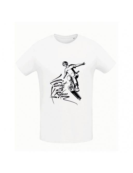 Rideoo No Hander T-shirt M