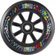Rueda Longway Tyro Nylon Core 100mm negro