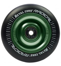 Metal Core Radical 110 mm hierro fundido negro