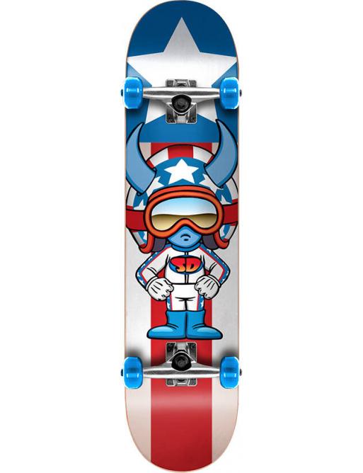 """Skateboard Speed Demons Personajes 7.75 """"Estrellas"""