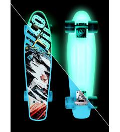 Póster Skateboard Street Surfing BEACH BOARD Glow Rough