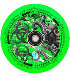 Rueda Chubby Lab 110mm Toxic Green