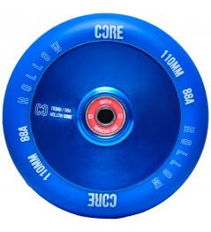 Rueda de scooter CORE Hollow V2 (110 mm | azul real)