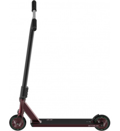 Patinete freestyle North Switchblade 2020 rojo vino y negro