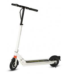 Scooter eléctrico Joyor F3 blanco