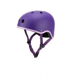 Casco Micro Púrpura