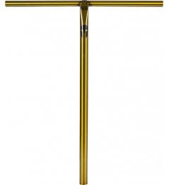 Manillar Supremacy Oversized Trojan SCS T-Bar 685mm dorado