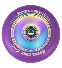 Metal Core Disco 110 mm círculo violeta
