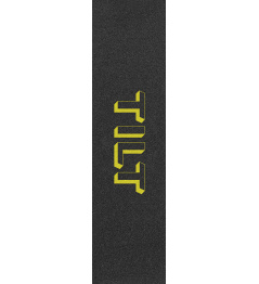 "Logotipo Griptape Tilt 3D 6.5 ""amarillo"