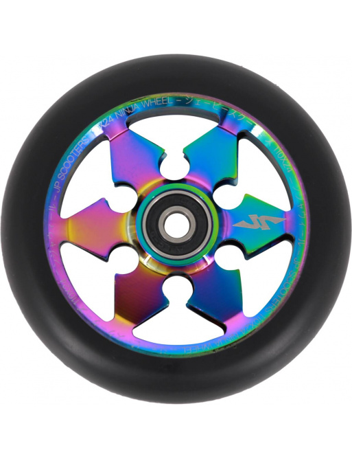 Kolečko JP Ninja 6-Spoke 110mm Neochrome