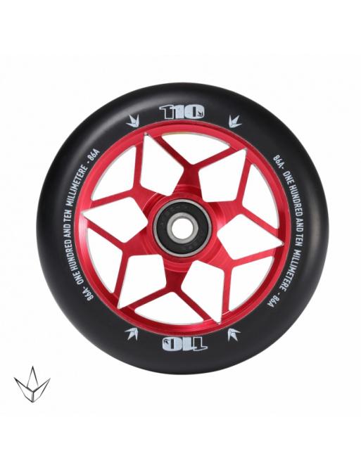 Blunt Diamond 110 mm rojo echador
