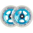 Ruedas Proto Plasma 110mm Azul Eléctrico 2pcs