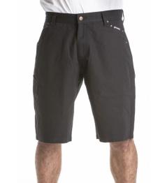Pantalones cortos Meatfly Bobber A negro 2018 vell.36