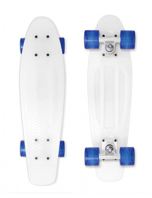 Street Surfing Skateboard BEACH BOARD Lechoso, blanco