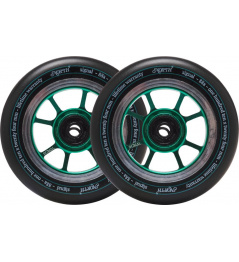 Ruedas North Signal 110mm Emerald 24mm