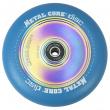 Metal Core Disco 100 mm azul rueda