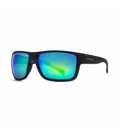 Brýle Horsefeathers Zenith - matt black/mirror green 2021