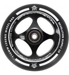 Rueda Revolution Supply Legend 110mm negra