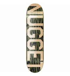 Deska Nugget Trademark 3 SK8 Deck B/ oak olive 2019 vell.8,5