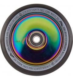 Rueda Delantera Lighty Full Core V3 Black Rainbow