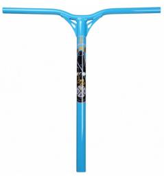 Manillar Blunt Reaper V2 turquesa 650 mm