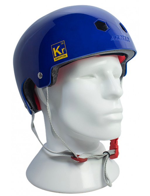 Casco ALK13 Krypton azul