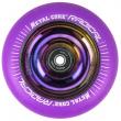 Metal Core Radical Rainbow 110 mm circle purple