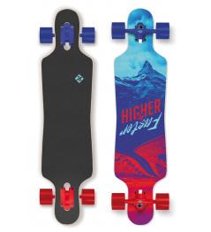 Street Surfing Longboard más rápido más alto