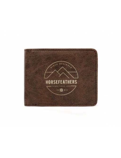Cartera Horsefeathers Cain marrón 2020