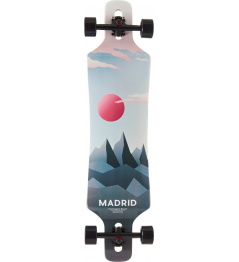 "Longboard Madrid Lifestyle Drop Through 39 ""Luna"