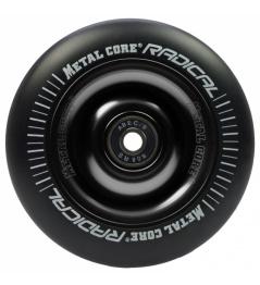 Metal Core Radical 100 mm hierro fundido negro
