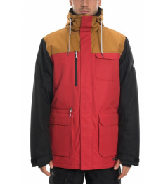 Chaqueta 686 Sixer Insulated red clrblk 2019/20 vell.L