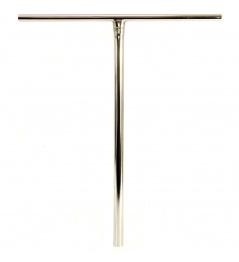 Manillar Root Industries con barra en T extragrande de 610 mm con espejo