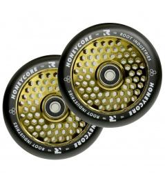 Root Industries Honey 110 mm black gold wheel