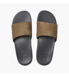 Zapatillas Reef One Slide grey / tan 2019 vell.EUR42